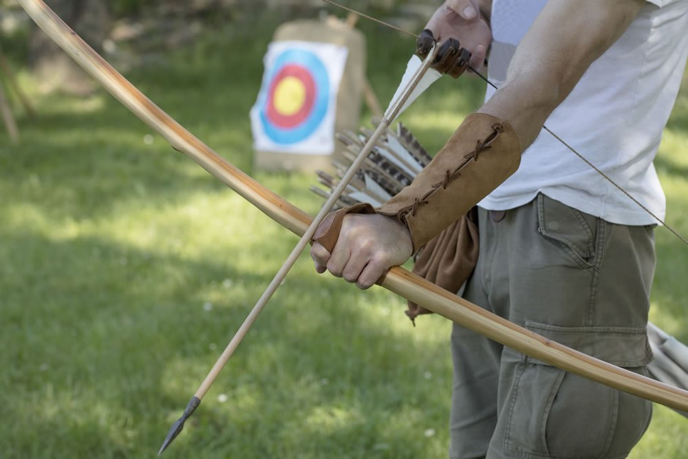 Irondale Longbow Archer